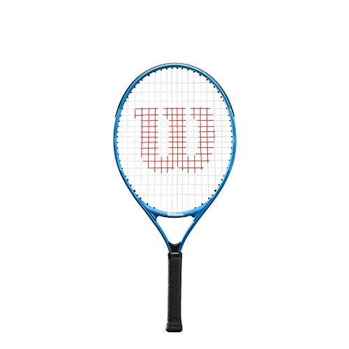 Wilson Raqueta de tenis, Ultra Team 25, Jugador júnior de entre 9 y 10 años, Aleación AirLite, Azul, WR027410U