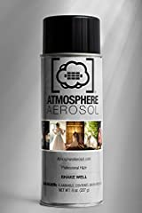 Atmosphere Aerosol - Haze for Photographers & Filmmakers 6 cans FREE SHIPPING