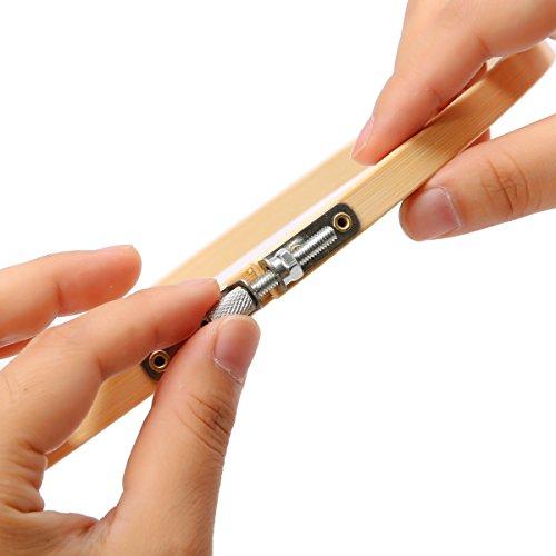 Holz Stickrahmen - 3