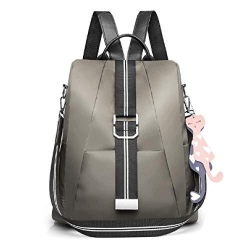 Xiaohuanxi Tasche Damen Rucksack Schultasche Elegante Schultasche Rucksack Hochwertiger Rucksack Damen Atmosphere Rucksack