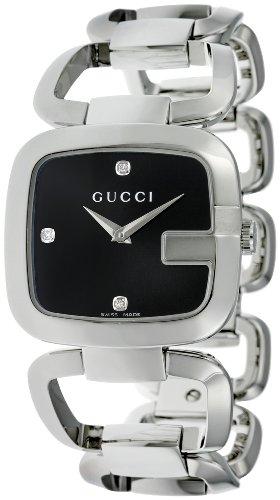 Gucci Damen-Armbanduhr YA125406 G-Gucci