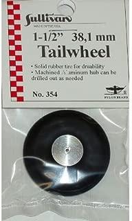 Tail Wheel, 1 1/2