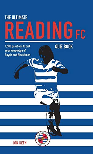 The Ultimate Reading FC Quiz Book