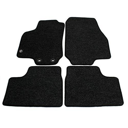 Accesorios Originales Opel - Juego de 4 alfombras textil modelo Astra G