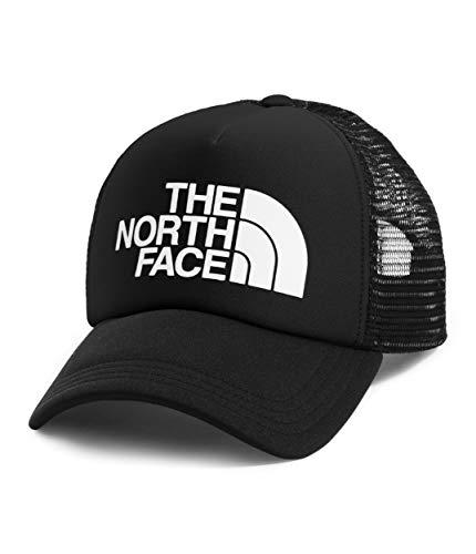 cappello north face The North Face EU Y Logo Trucker Cappello Bambini NF0A3SII KY4 TNF Black White