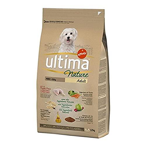 Ultima Nature Pienso para Perros Mini con Pollo - 1.25 kg