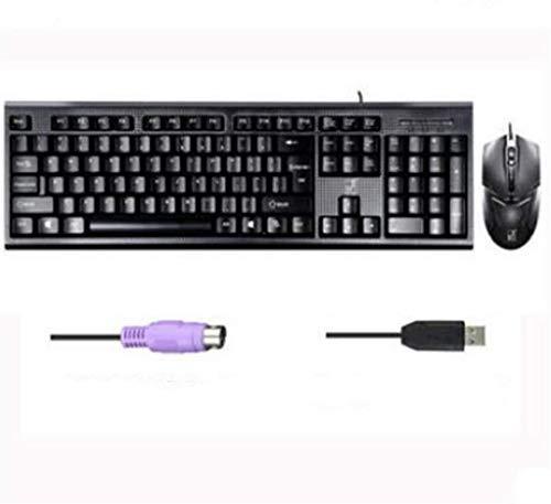 XIUYU Tastatur Maus-Tastatur und Maus-Installation Set Dual-Up + U Set Notebook Desktop-Universal