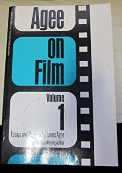 Agee On Film Vol 1 0448002361 Book Cover