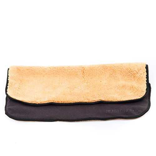 Music Nomad® MN241 2`n 1 Beyond Plush Cloth - Ultra Plush Panno di pulizia e cura in...