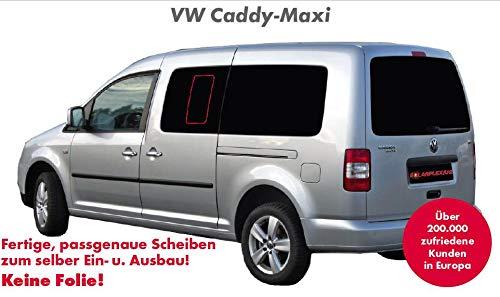 Solarplexius Sonnenschutz Autosonnenschutz Scheibentönung Sonnenschutzfolie Caddy III Maxi Bj. 03-14