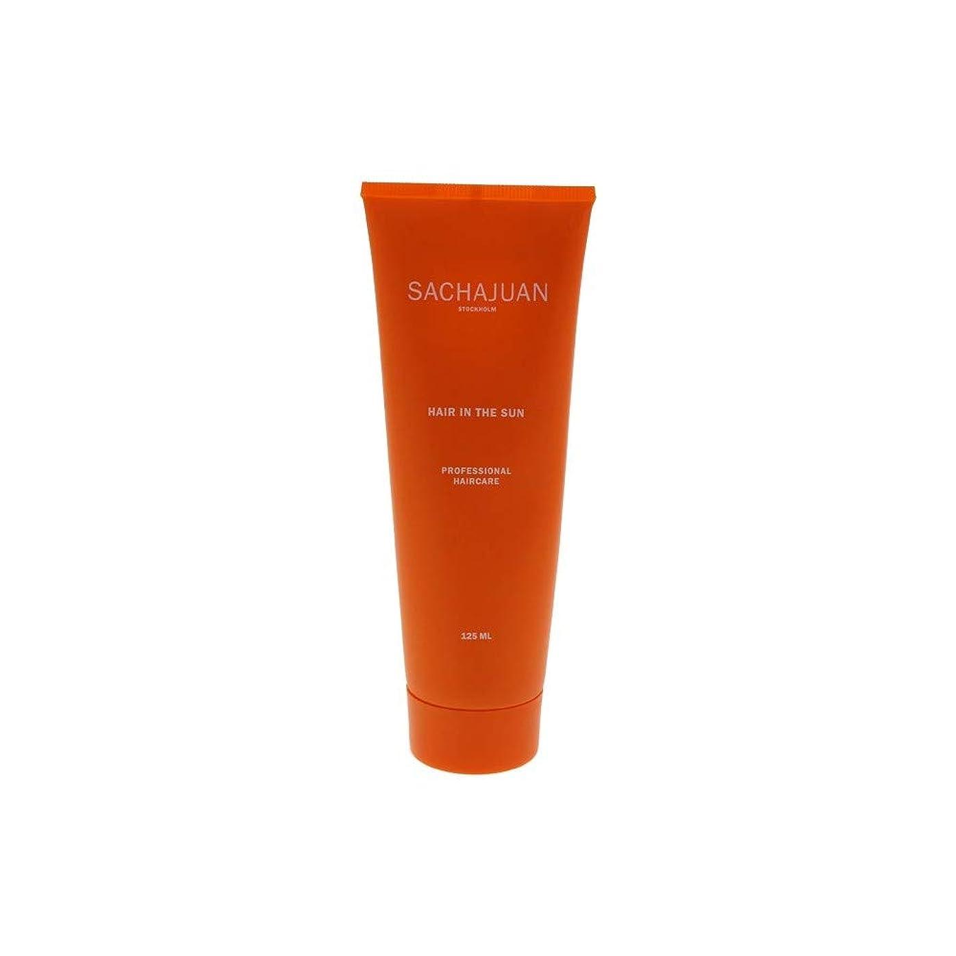 娯楽オプション避難するサシャフアン Hair In The Sun 125ml/4.2oz並行輸入品