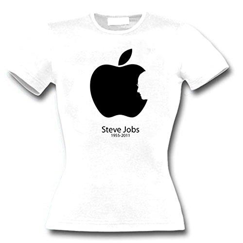 Le t-shirt pour femme hommage à Steve Jobs