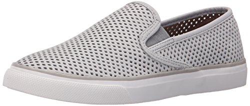 Sperry Top-Sider Damen Sneaker Seaside Fashion, Grau (grau), 37 EU