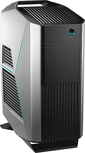 Alienware - Aurora R7 Desktop - Intel Core i7 - 16GB RAM - NVIDIA GeForce GTX 1070 - 1TB HD - silver