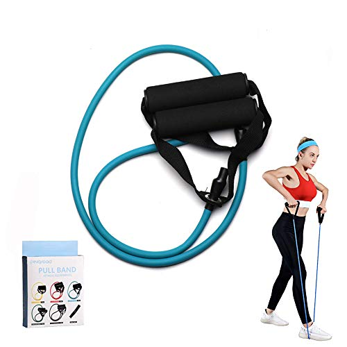 (50% OFF Coupon) Anti-snap Workout Resistance Tube Band $7.00