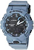 G-Shock by Casio Men's Steptracker GBA800UC-2A G-Squad Ana-Digi Watch Blue