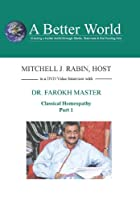 Classical Homeopathy Part 1 [DVD]