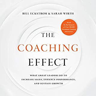 The Coaching Effect audiobook cover art