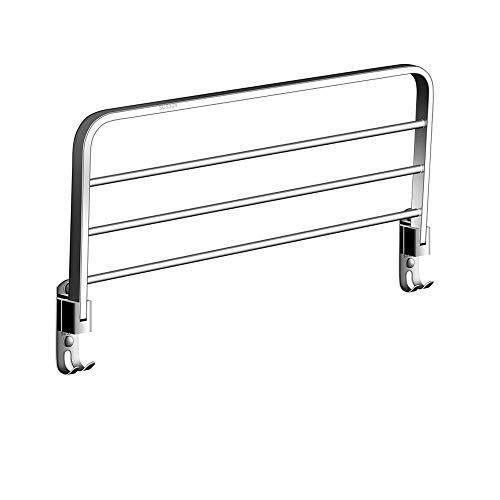 YLL Folding Badezimmer Rack-Wand-Durchschlag frei Handtuchwärmer freistehende Küche Edelstahl-Bodentuch Rack