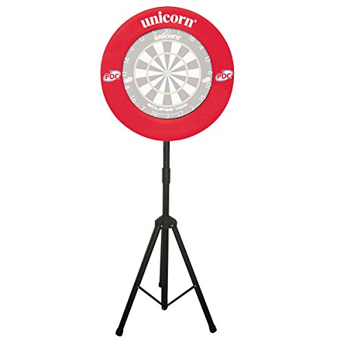 Unicorn Dartmate Tri-Stand Portable Dartboard...
