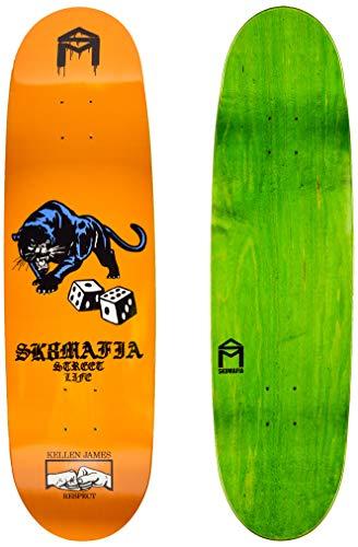 Sk8mafia Kellen James Street Life 8.75'x32' Deck Skateboard, Adulti Unisex, Multicolore (Multicolore), 8.75'