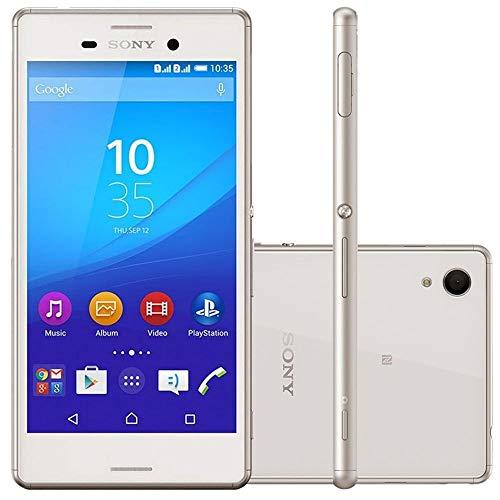Sony Xperia M4 Aqua Dual 5 Zoll 4G 2 GB 16 GB 2400 mAh Smartphone (12,7 cm (5 Zoll), 2 GB, 16 GB, 13 MP, Android 5.0, Grau)
