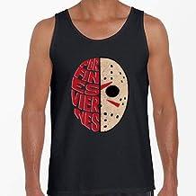 Camisetas Tirantes - diseño Original - por Fin es Viernes 13 - M