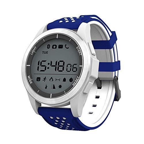 OPAKY NO1 F3 IP68 - Monitor de sueño Impermeable, podómetro, Bluetooth, SmartWatch, iOS, Android, para niños, Mujeres, Hombres, D