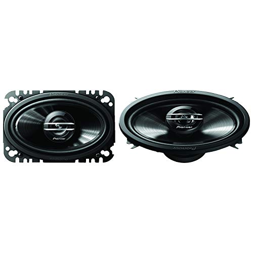 Pioneer Ts-G4620s G-Series 4' X 6' 200-Watt 2-Way Coaxial Speakers 8.30in. x 6.90in. x 2.60in.
