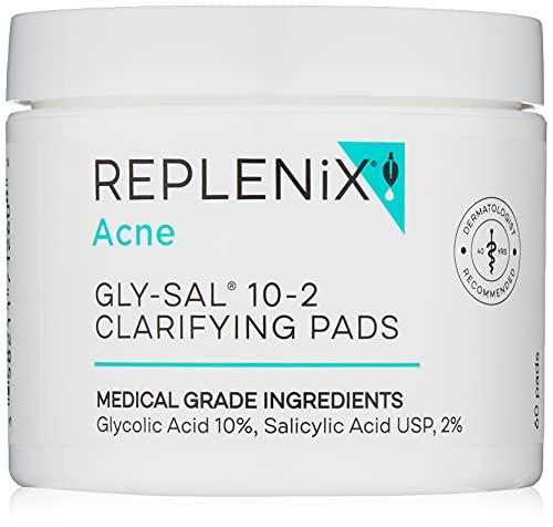 Replenix Gly-Sal 10-2 Clarifying Acne Pads