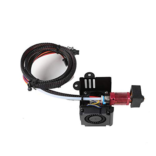 LICHONGUI Full Nozzle Kit With All Metal Jacket Cooling Fan Extruder Cable For Ender-5 3D Printer
