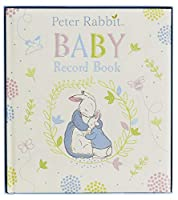 Rainbow Designs Peter Rabbit Baby Record Book