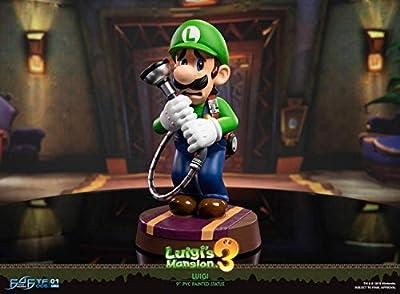 First4Figures LM03ST Mansion: Luigi (Standard) PVC Collectable Figurine