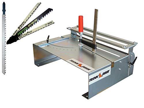 Sierra ingletadora, mesa de sierra de calar 014H + Bosch Festool +...
