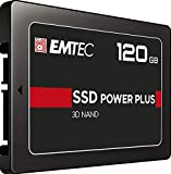 EMTEC x150 SSD Interne Power Plus 3D NAND 120 GB