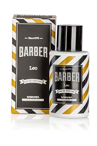 BARBER MARMARA Eau De Parfume LEO Men 100ml Herren Parfüm Duft Langanhaltend Intensiv Einzigartiger Duft Vaporisateur/Spray Herrenduft
