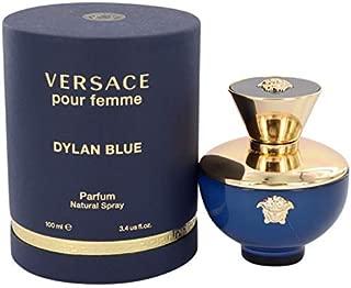 Vérsáce Pour Femme Dylan Blue by Vérsáce for Women Eau De Parfum Spray 3.4 oz