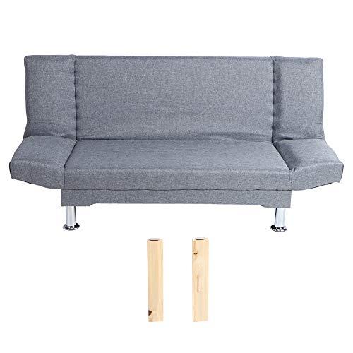 Ejoyous Sofá reclinable Moderno Multifuncional Suave cómodo Muebles para el hogar para Sala de Estar Dormitorio
