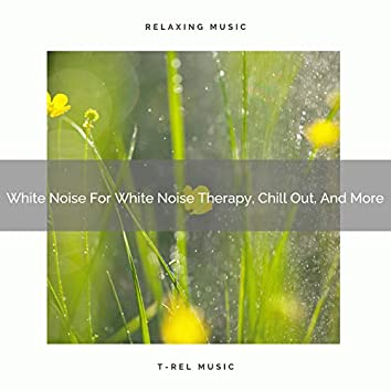 White Noise For White Noise Therapy, Chill Out, And More