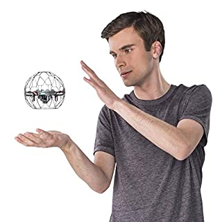 Air Hogs – Supernova, Gravity Defying Hand-Controlled Flying Orb, for Ages 8 and Up (B079T3MNT6) | Amazon price tracker / tracking, Amazon price history charts, Amazon price watches, Amazon price drop alerts
