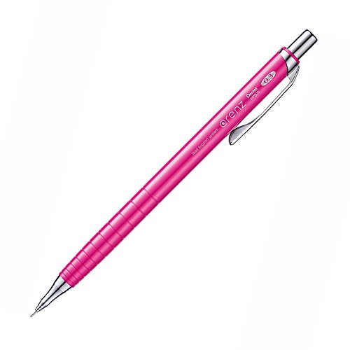 Pentel Mechanical Pencil, Orenz, 0.3mm, Pink (XPP503-P)