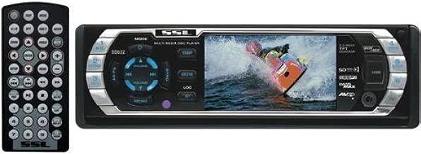 Soundstorm SD632 3.2-Inch In-Dash DVD Player