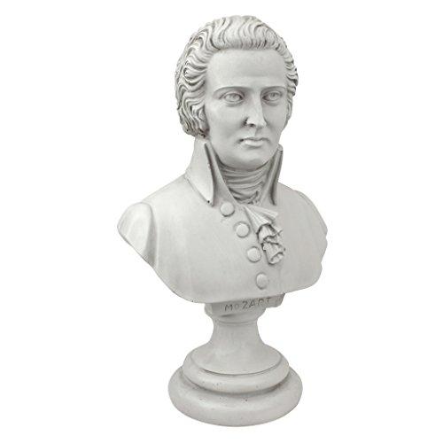 Design Toscano Die große Komponistensammlung: Mozart-Figuren