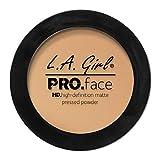 (3 Pack) L.A. GIRL PRO Face Powder - Soft Honey