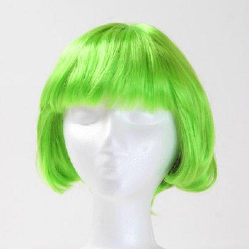 westbay perruque veille - vert néon