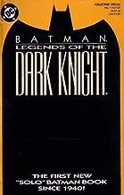 Batman Legends of the Dark Knight (Comic) Nov. 1989 No. 1 (Part One of Five)