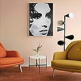 Film Elizabeth Taylor Artwork Poster und Drucke Das Bild