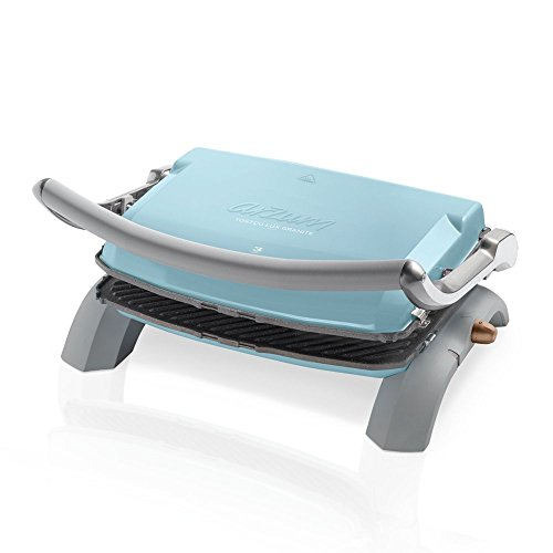 Arzum Tostcu Lux (Blue) graniet grill en sandwichmaker, aluminium, 28 x 28 x 28 cm