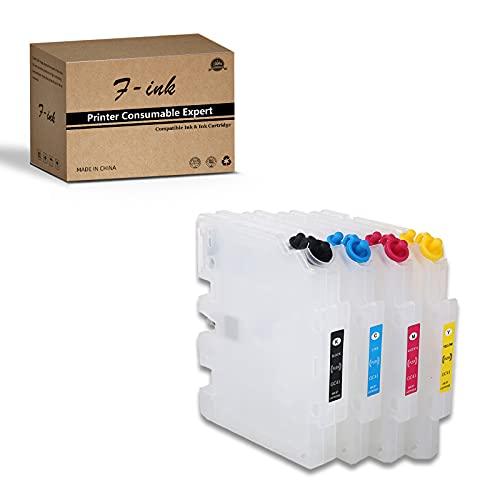 Cartucho de tinta recargable vacío compatible para Ricoh GC41 cartucho de tinta, el trabajo con la impresora SG2100N SG3100 SG3100SNW SG3110DNW SG3110DN SG3110SFNW SG7100DN
