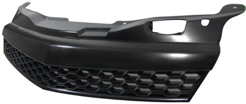 carparts de Online GmbH 19594Sport parrilla enfriador para Negro